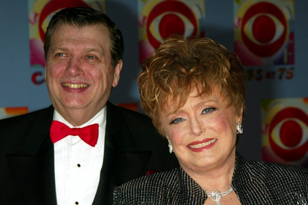 Rue McClanahan and Husband Morrow Wilson, November 2, 2003