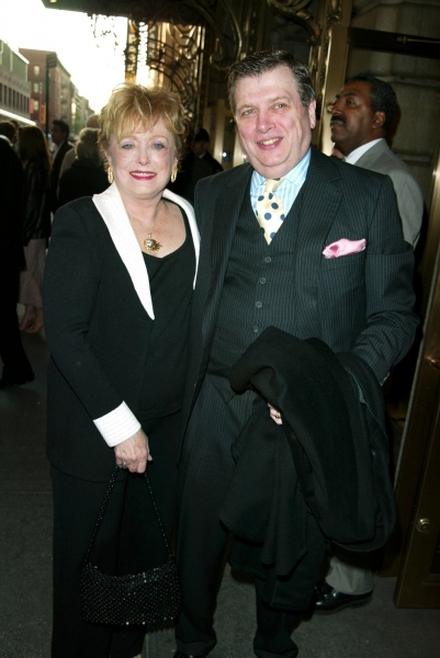 Rue McClanahan and Husband Morrow Wilson, May 22, 2005