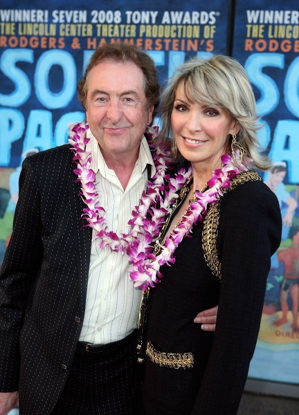 Eric Idle and Tania Kosevich Idle