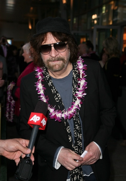 Jeff Lynne at Opening Night of SOUTH PACIFIC At The CTG/Ahmanson Theatre