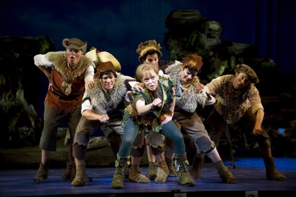 Photo Flash: Paper Mill Playhouse Presents PETER PAN
