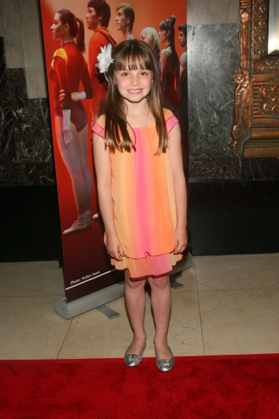Mackenzie Aladjem at A CHORUS LINE Opens At Pantages Theatre