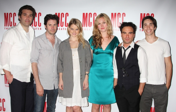Photo Coverage: Bierko, Stiles et al. Launch LaBute's FILTHY TALK Readings at MCC