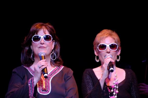 Photo Coverage: Boom!-Liz Callaway & Ann Hampton Callaway