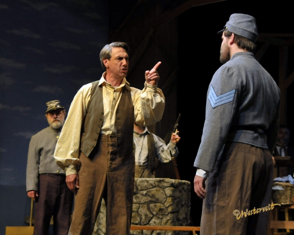 Photo Coverage: Wayside Theatre Presents SHENANDOAH Thru 7/3