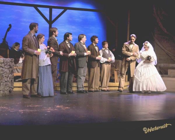 Photo Coverage: Wayside Theatre Presents SHENANDOAH Thru 7/3