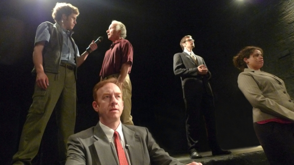 Photo Flash: Single Carrot Presents TRAGEDY: A TRAGEDY