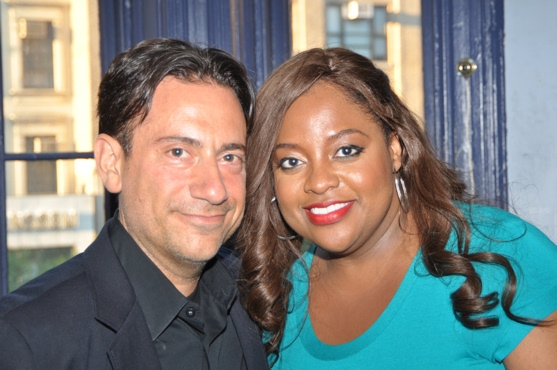 Eugene Pack and Sherri Shepherd