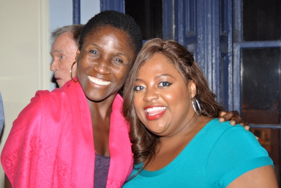 Hazel Goodman and Sherri Shepherd