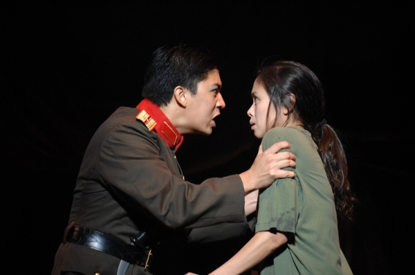 Devin Ilaw as Thuy and Ma-Anne Dionisio