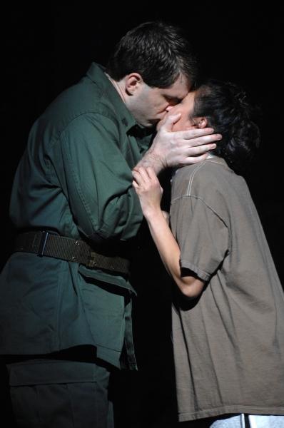 Ma-Anne Dionisio as Kim and Aaron Ramey