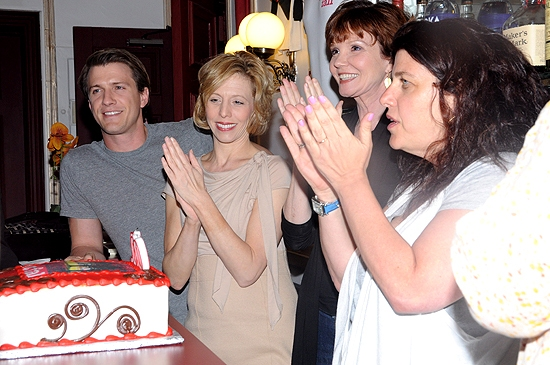 Patrick Heusinger, Maddie Corma, Connie Ray, & Sheryl Kaller