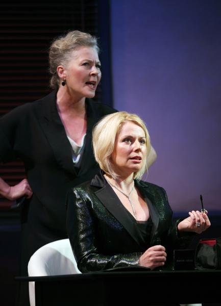 Stella Gonet & Heather Craney