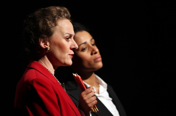 Niamh Cusack and Lara Rossi