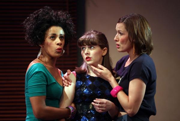 Lara Rossi, Amy Loughton & Claire