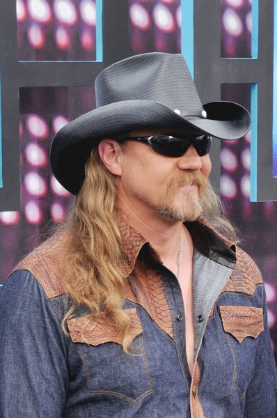 Trace Adkins at CMT Awards Red Carpet Arrivals!