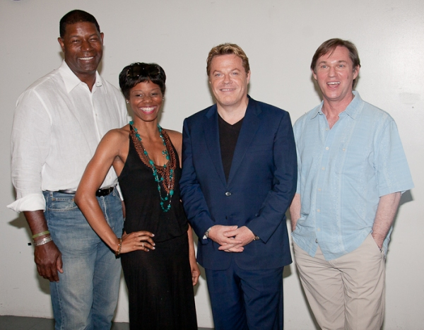 Photo Coverage: Meet the New Cast of RACE!
