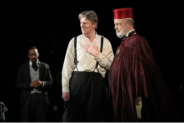 Photo Flash: New MERCHANT OF VENICE Production Shots!