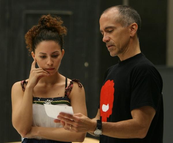 Amy J. Carle and Henry Godinez