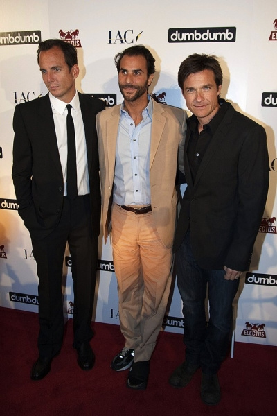Will Arnett, Jason Bateman and Ben Silverman