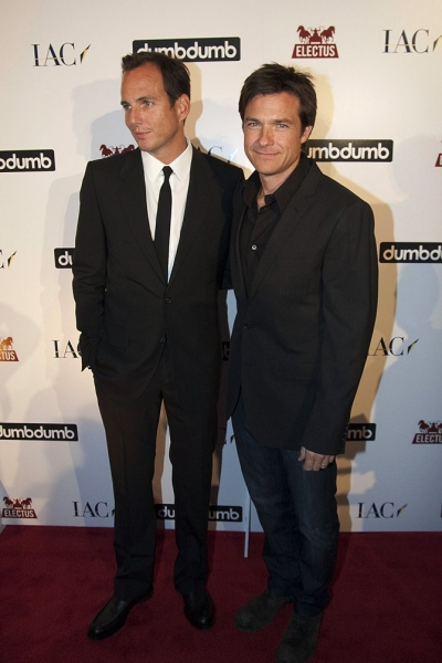 Will Arnett and Jason Bateman