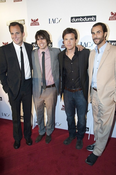 Will Arnett, Ricky Van Veen, Jason Bateman and Ben Silverman