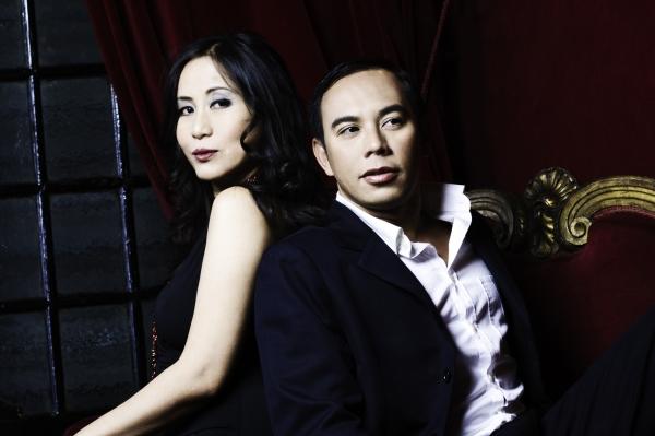Dennis Astorga and Leila Florentino