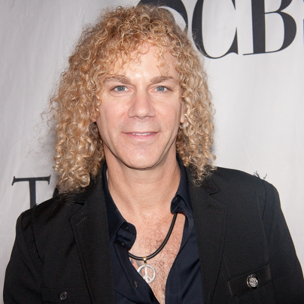 David Bryan at Tony Eve Cocktail Party
