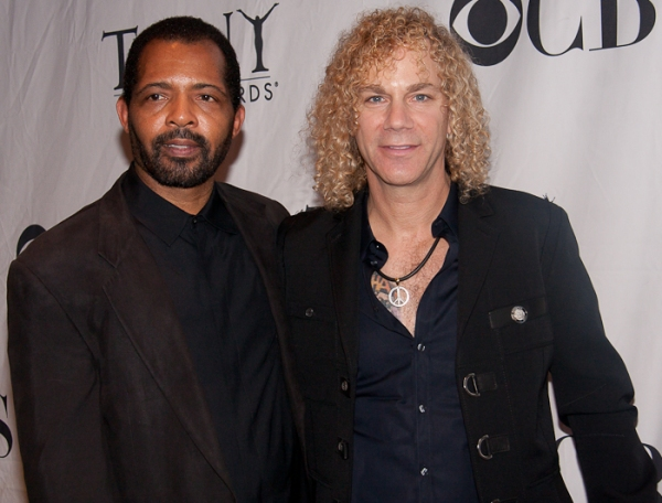 Barry Waters and David Bryan