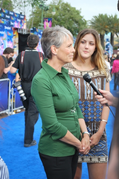 Photos: On the 'Blue Carpet' for Disney's WORLD OF COLOR