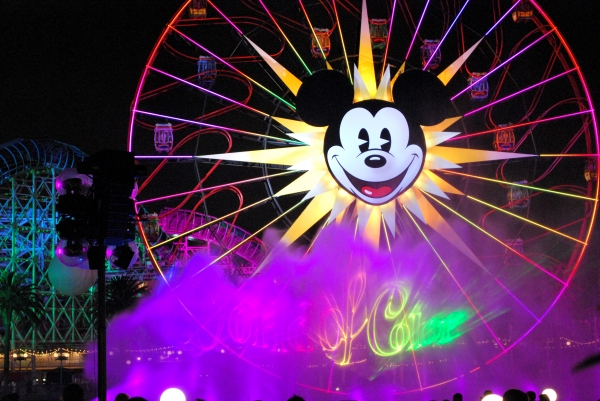 Photo Coverage: On the 'Blue Carpet' for Disney's WORLD OF COLOR