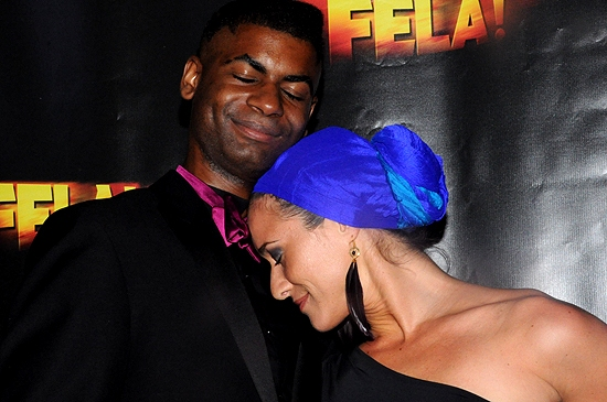 Photo Coverage: FELA! Tony After-Party!