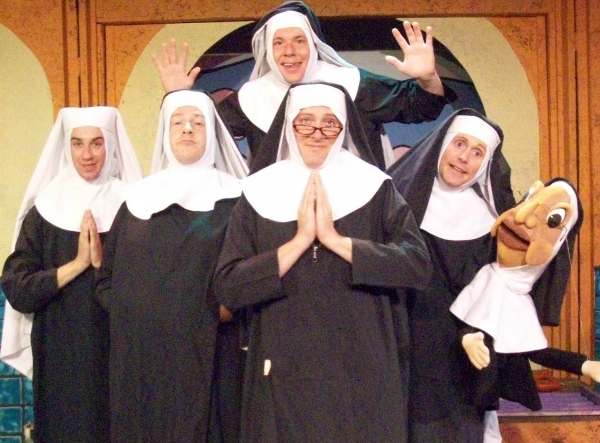 Photo Flash: Way Off Broadway Presents NUNSENSE A-MEN!