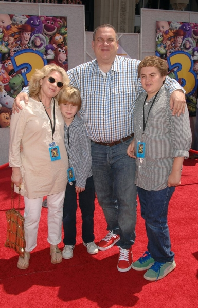 Jeff Garlin and Family
