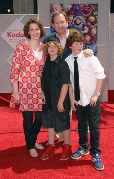 Joan Cusack and Family