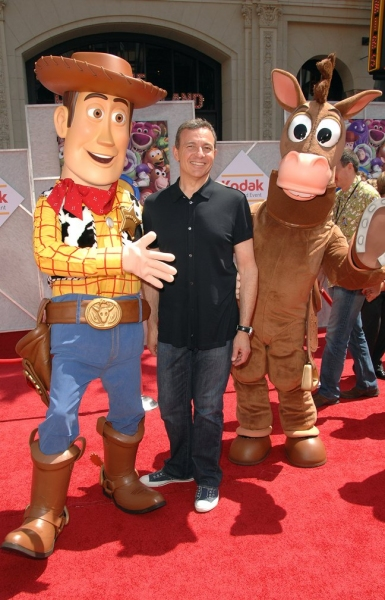 Bob Iger (President, Walt Disney Company at 'Toy Story 3' Premieres in LA