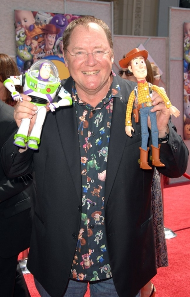 John Lasseter at 'Toy Story 3' Premieres in LA