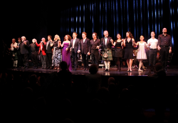 Photo Coverage: Irish Rep's BRIGADOON Benefit Concert at the Shubert Theatre