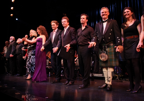 Photo Coverage: Irish Rep's BRIGADOON Benefit Concert at the Shubert Theatre