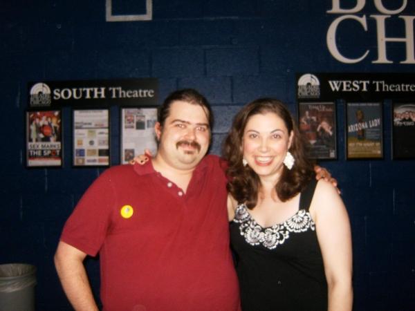 Rory Jobst and Lisa Herceg
