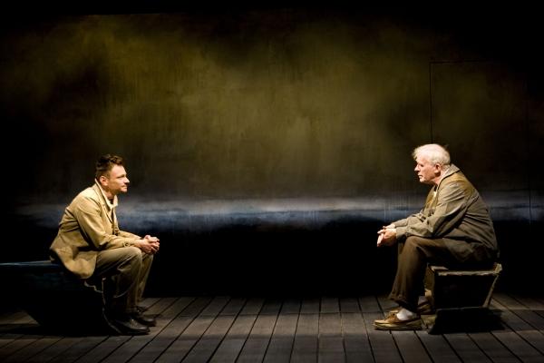 Justin Salinger and Ian McElhinney Photo
