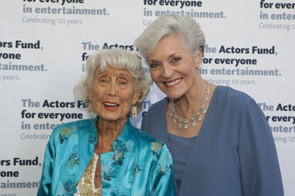 Betty Garrett and Lee Merriwether