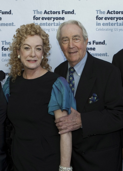 Photo Coverage: Bening Honors Stokes Mitchell at Actor's Fund Tonys Benefit