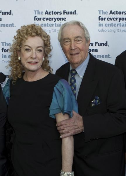 Alba Frances and James Karen