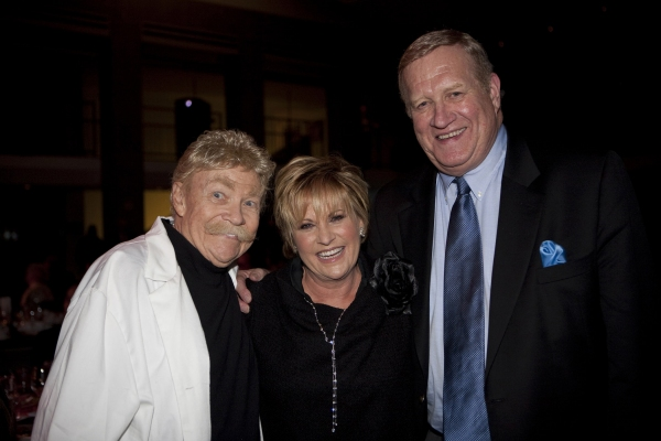 Rip Taylor, Lorna Luft and Ken Howard