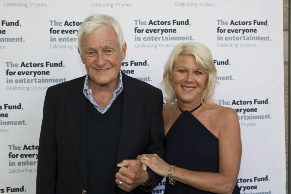 Orson Bean and Alley Mills