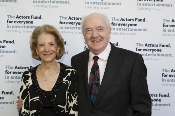Patricia and Richard Herd