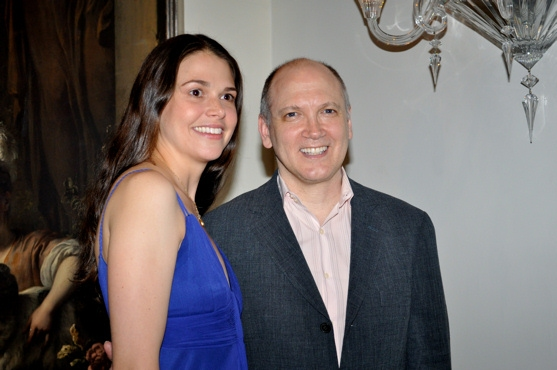 Photo Coverage: Sutton Foster Debuts at Cafe Carlyle