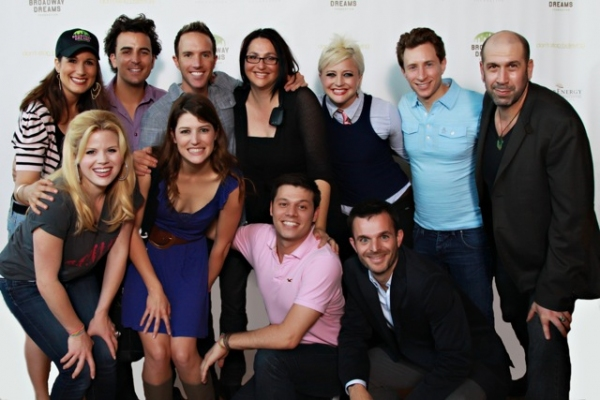 Megan Hilty and The Broadway Faculty and Staff of BDF Atlanta