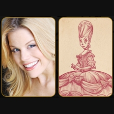 Photo Flash: First Character Sketches From DOROTHY OF OZ Film